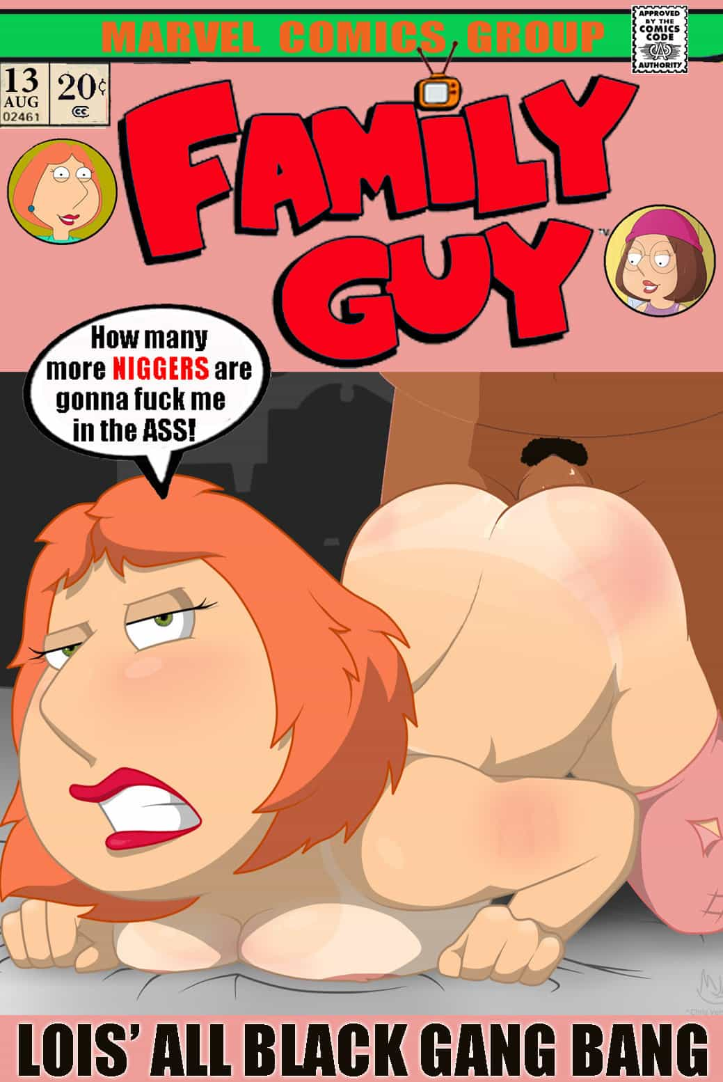 Family Guy Lois Hentai